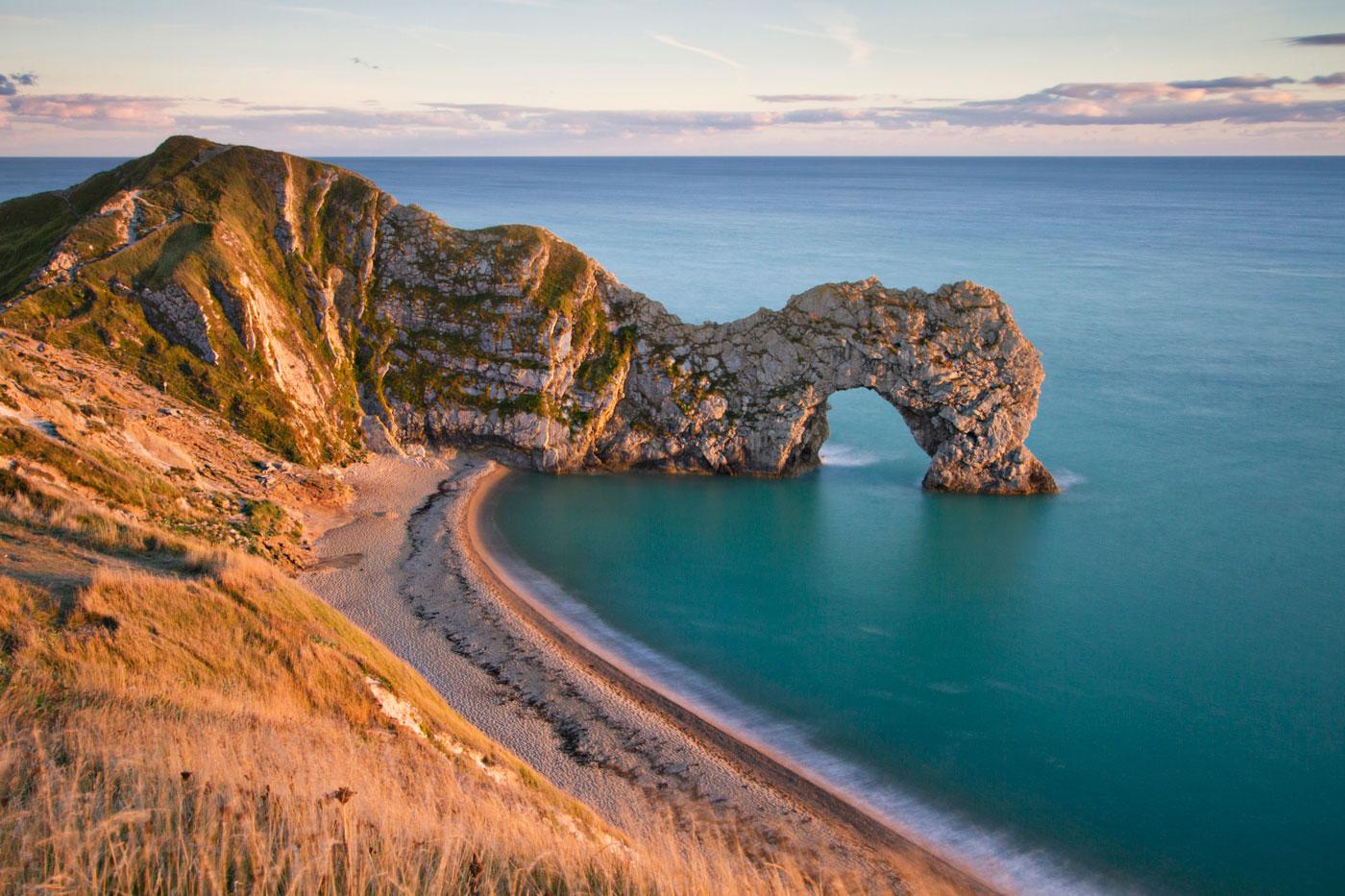 Walk: Lulworth Cove, Durdle Door and Bat's Head, Dorset