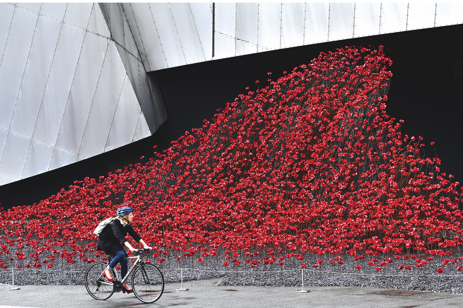100 years of remembrance: events from around Britain