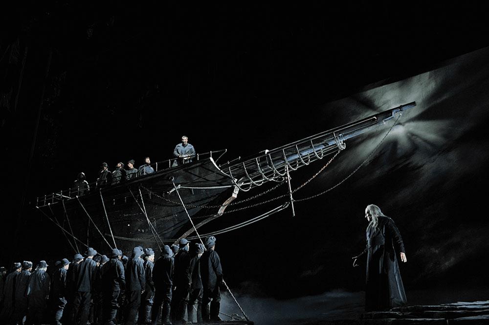 The Flying Dutchman (Wagner) – Festival d'opéra de Québec 2019