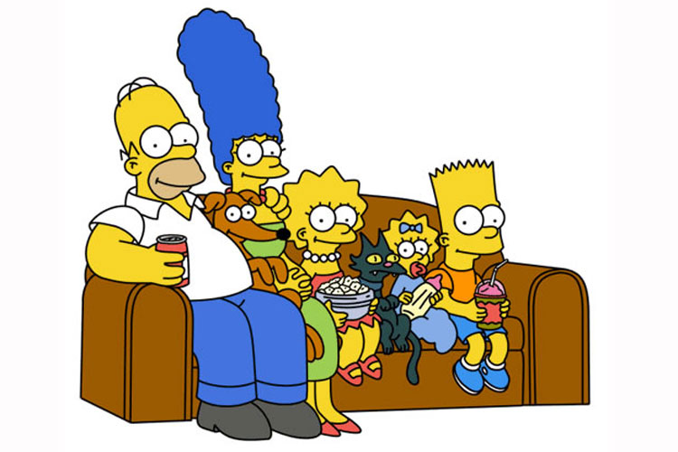 the simpsons and its influence in 'simpsons' and 'family guy' creators matt groening and seth macfarlane talk crossover episode, movies, rivalry let's talk about where your pop-culture influences intersect on that was something i noticed when the simpsons came out ew: the simpsons showed its characters.
