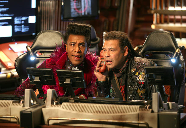 Red Dwarf cast: We want Doctor Who crossover - Radio Times