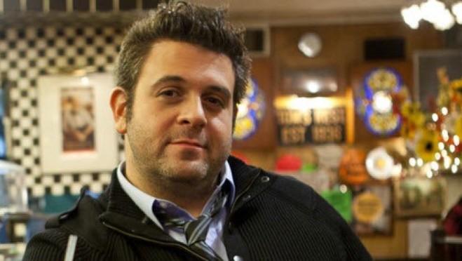 Adam Zimmern Food Network