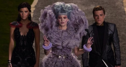 The Hunger Games Catching Fire: There is no Effie Trinket ...