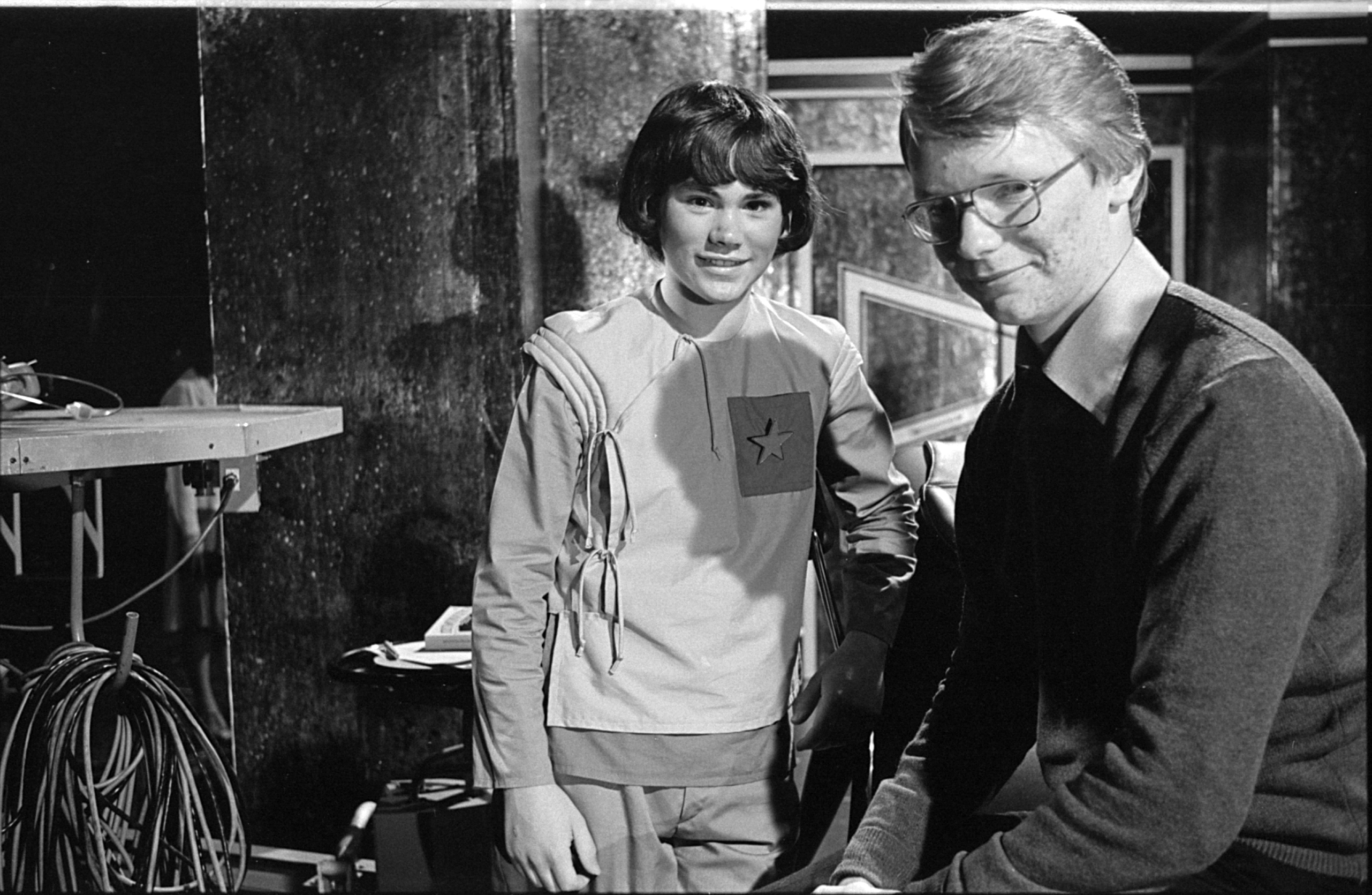 Matthew Waterhouse and Andrew Smith 1980 B