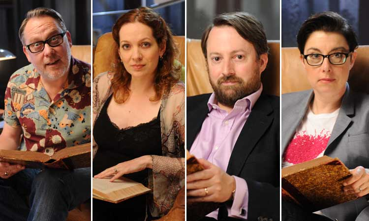Crackanory Series 2 To Feature The Cream Of British Comedy