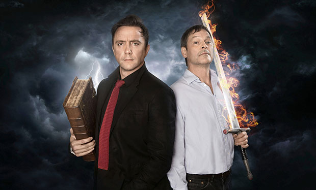 Good Omens preview clips: listen to first scenes from the ...