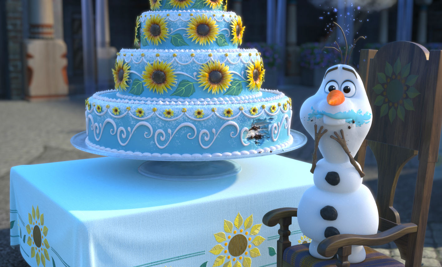 Frozen Fever Listen To Making Today A Perfect Day In Full Radio