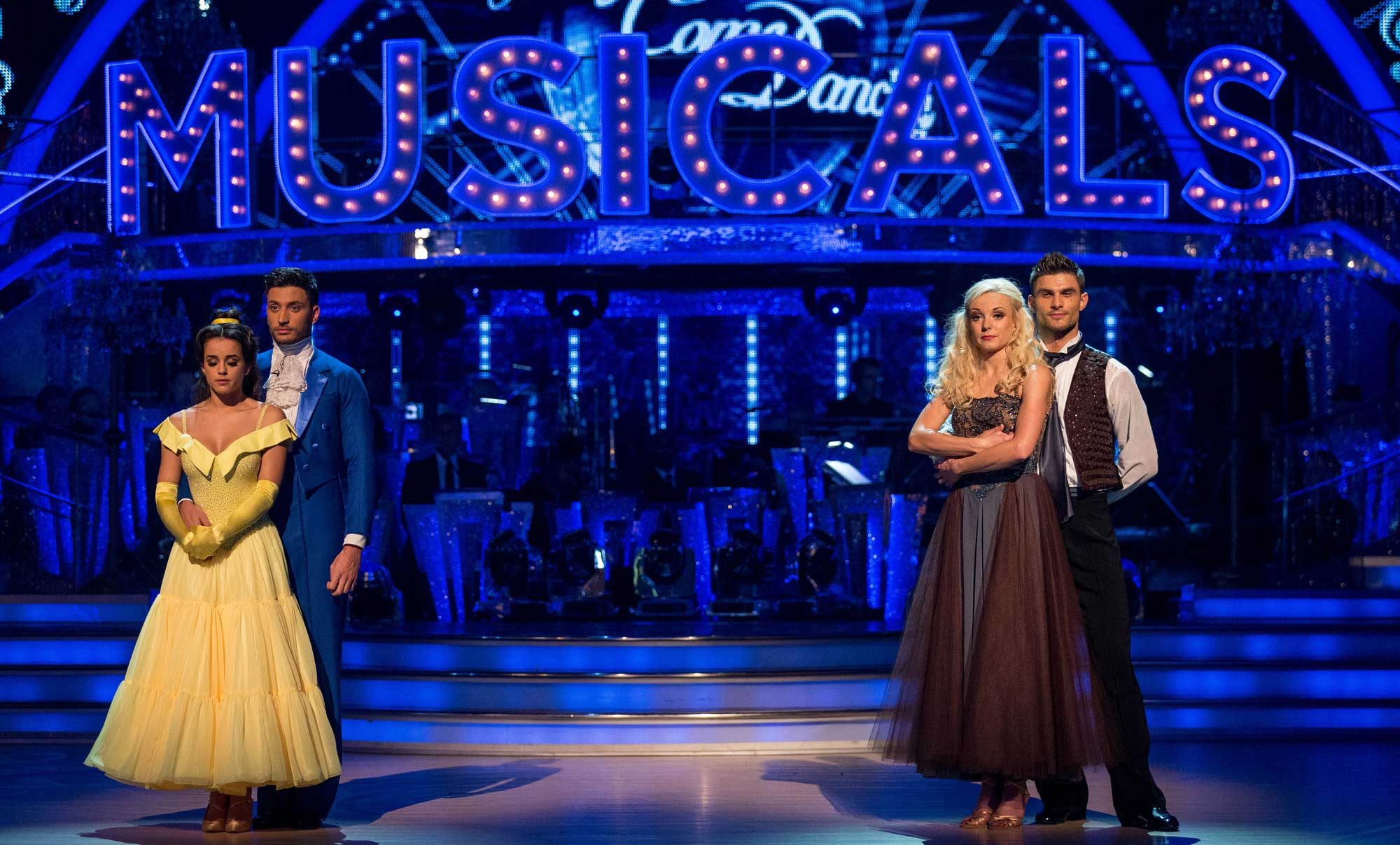 Helen George leaves Strictly Come Dancing