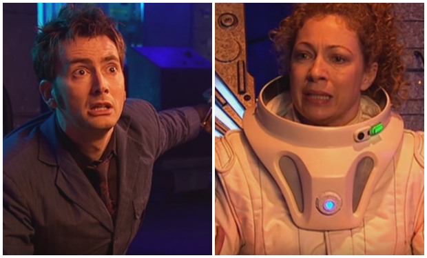 Doctor Who: River Song's death updated with scenes from 2015 ...