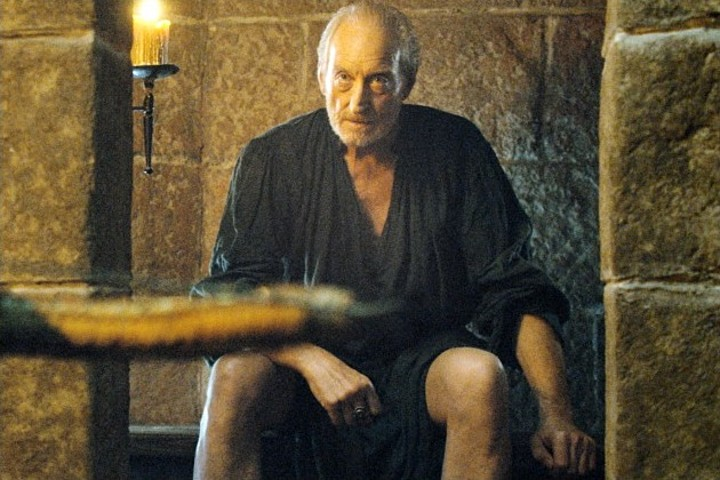 Funny Game Of Thrones Deaths How Charles Dance Discovered