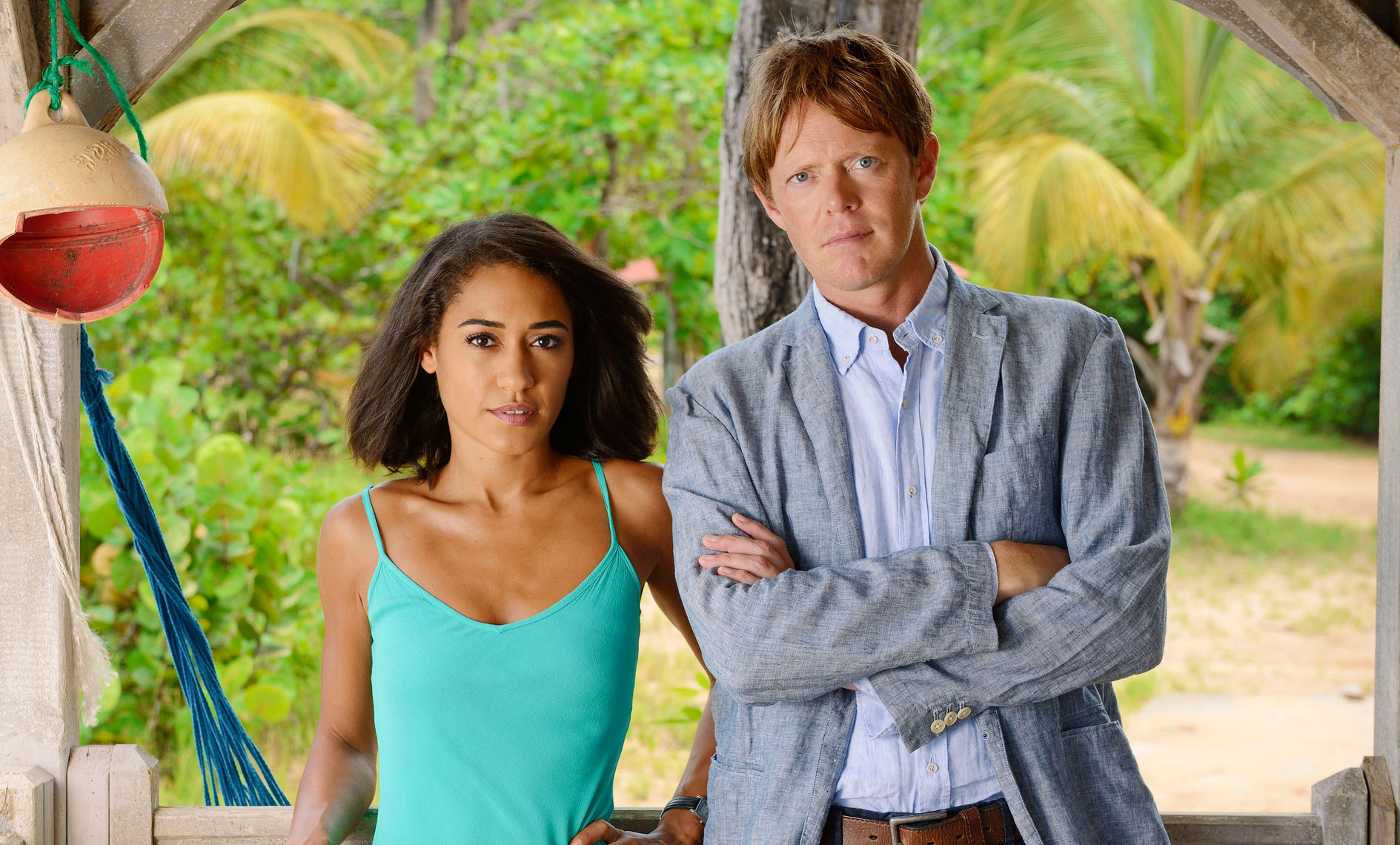 Image result for death in paradise 2016