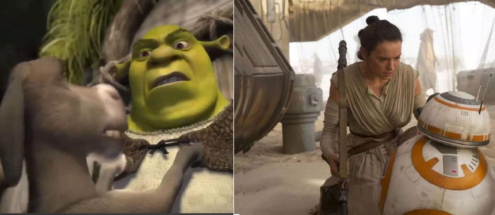 Shrek 1 dubbing online dating