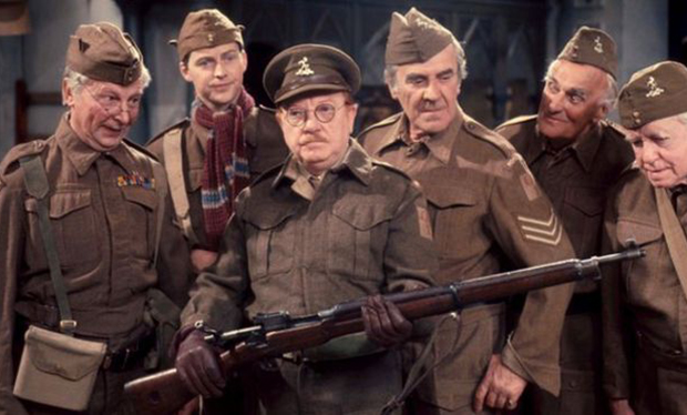 Dad's Army: Home Guard veteran calls film and TV series a ...