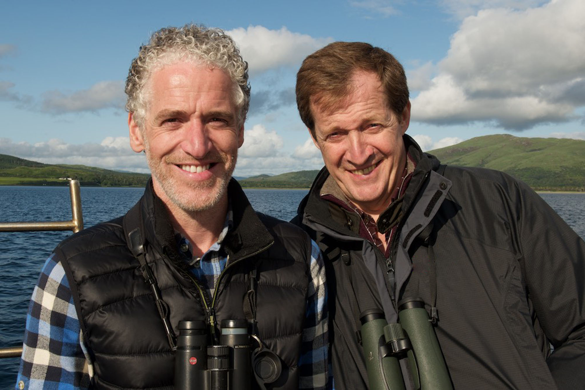 """Alastair Campbell: """"Losing yourself in nature can help deal with anxiety and depression"""""""