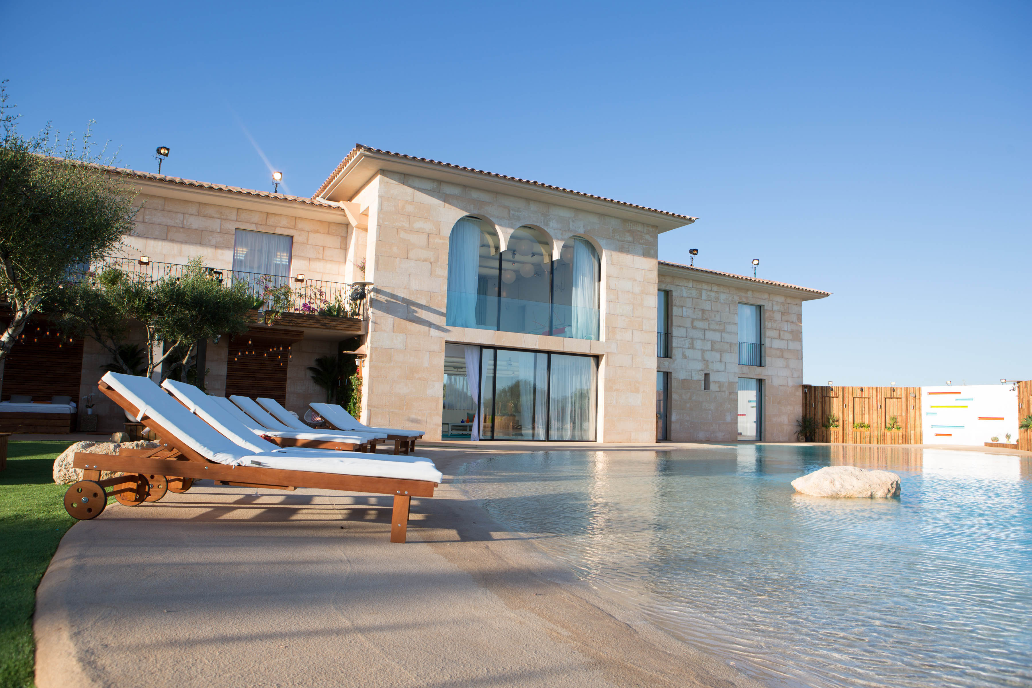Where Is The Love Island Villa Ses Salines Mallorca