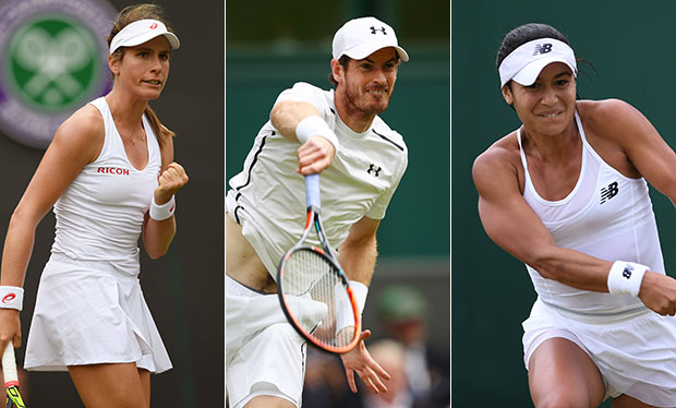 wimbledon order of play thursday 30th june what time. Black Bedroom Furniture Sets. Home Design Ideas
