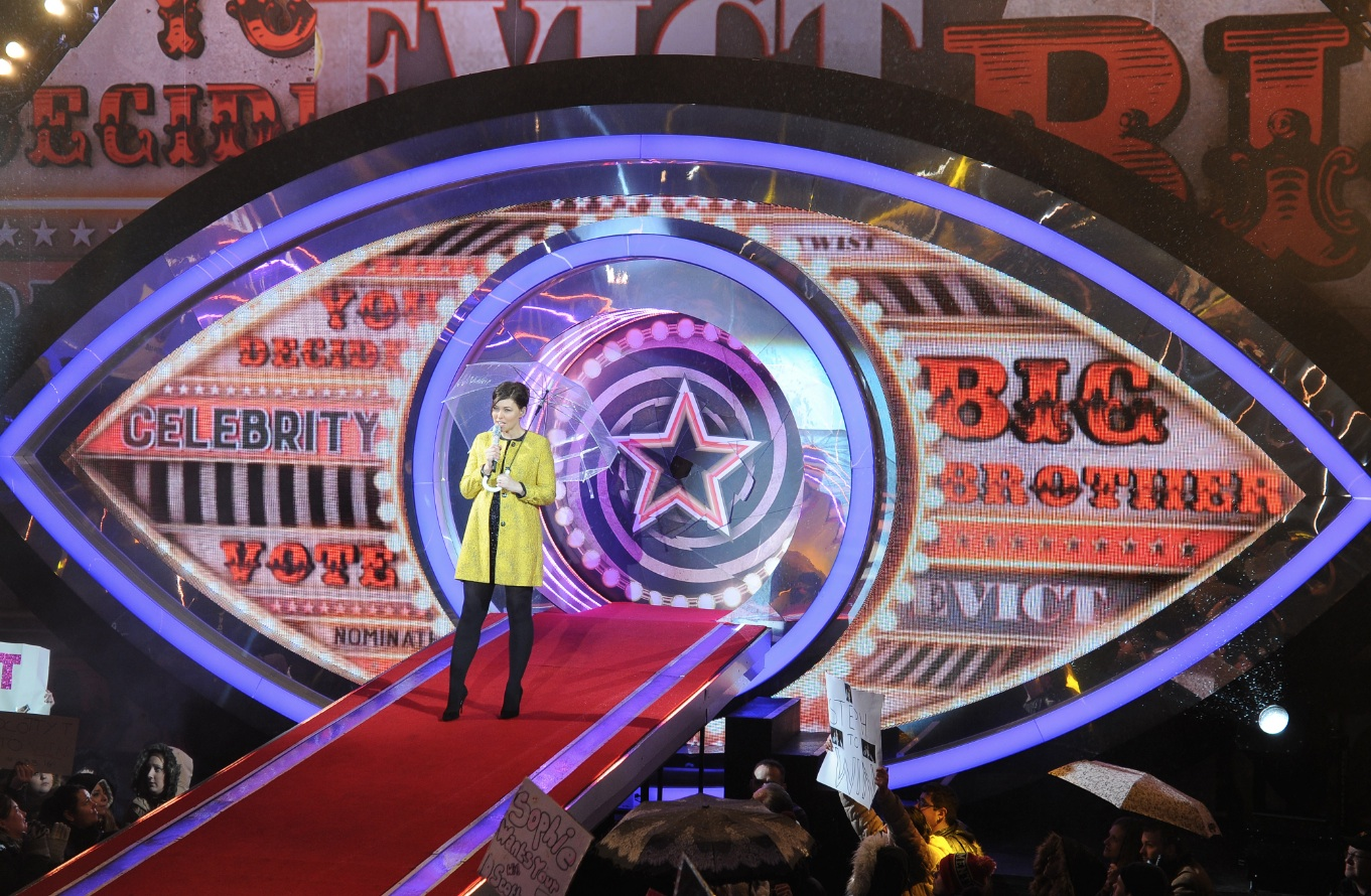 Celebrity Big Brother (UK series 8) - Wikipedia