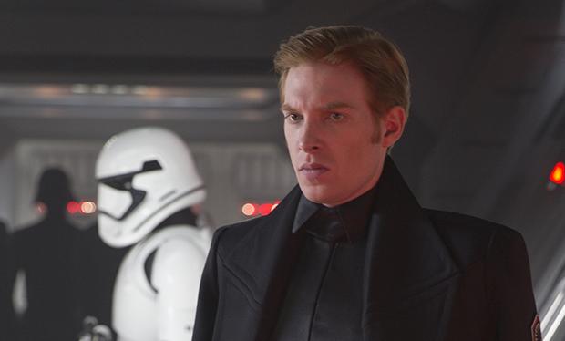 Star Wars: Domhnall Gl...