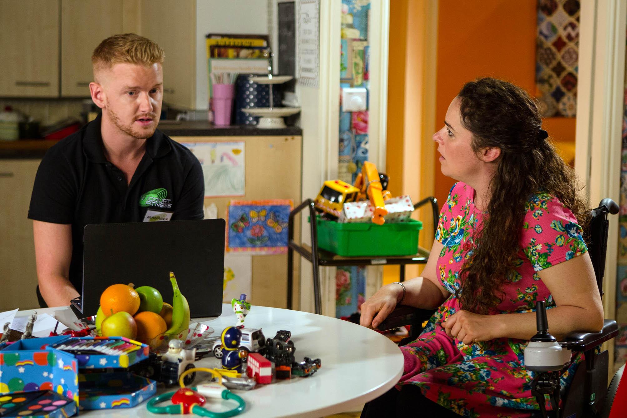Coronation Street: Izzy left devastated by Gary's shock news – full details revealed