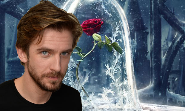 Beauty And The Beast First Look At Dan Stevens As Prince In
