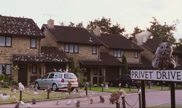 Harry Potter Number Four Privet Drive house is for sale – Dursley