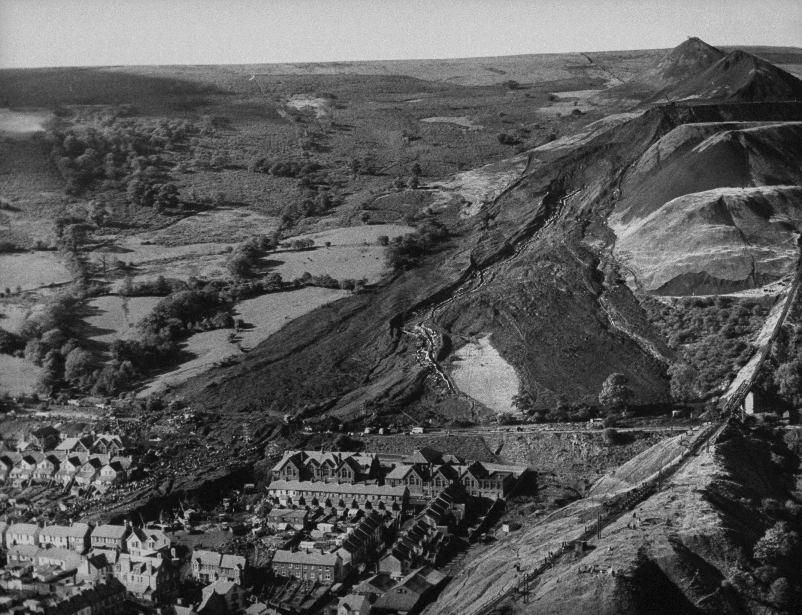 Aberfan: John Humphrys, Huw Edwards and a survivor recall ...