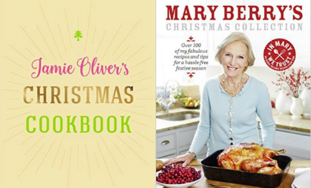 From Jamie Oliver to Mary Berry: the best Christmas cookbooks to ...