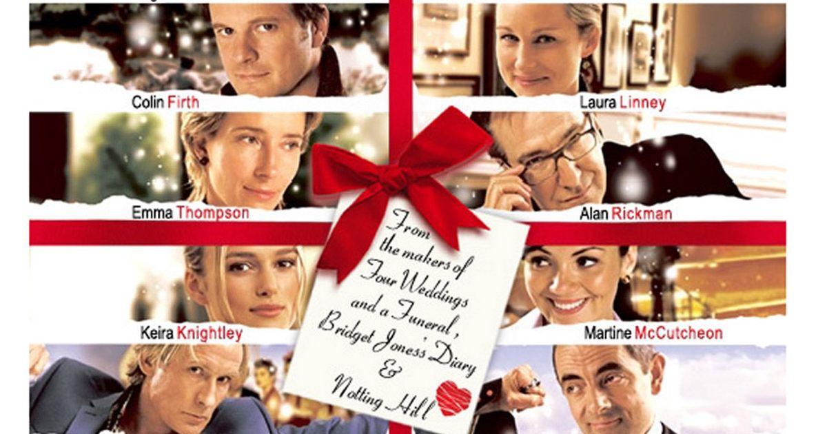 Love Actually voted Britain's favourite film in 2016 RadioTimes ...