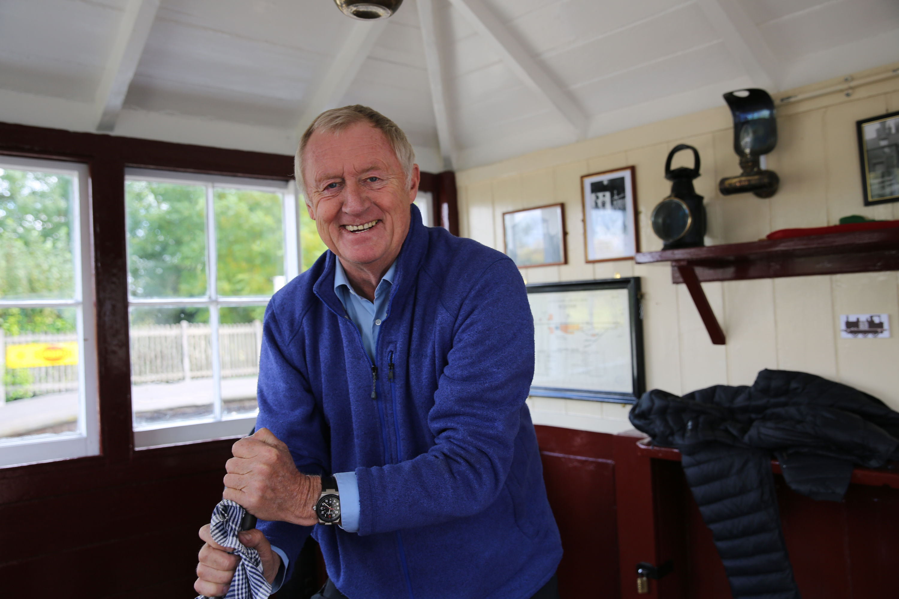 Chris Tarrant Biography