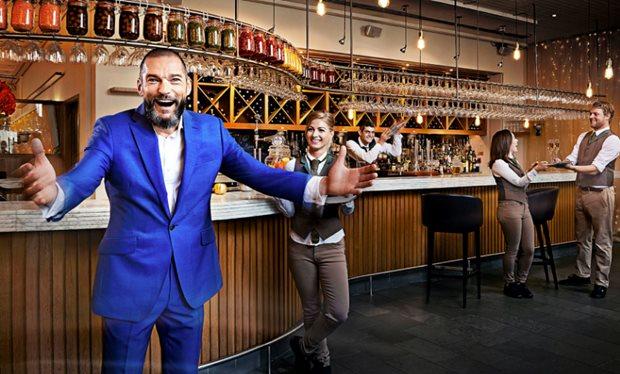 First Dates Restaurant London Staff