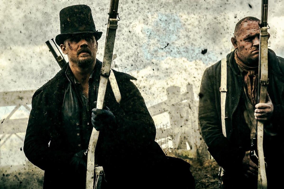 Taboo episode 8 review: Tom Hardy drama ends but will ...