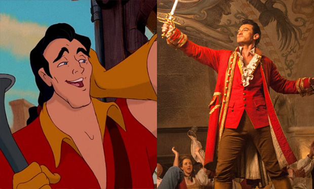 Gaston Has Been Given A Tragic Backstory In The New Beauty And Beast Movie