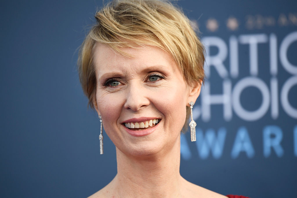 who is cynthia nixon sex and the city 39 s miranda hobbes talks beating cancer and coming out gay. Black Bedroom Furniture Sets. Home Design Ideas