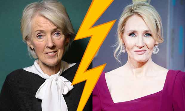 """""""Entirely driven by ego""""? No, JK Rowling just knows how to engage modern-day fans"""