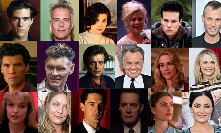List of Twin Peaks characters  Wikipedia