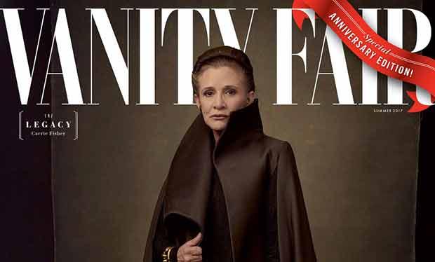 Star Wars Vanity Fair Has Released Four Beautiful Covers