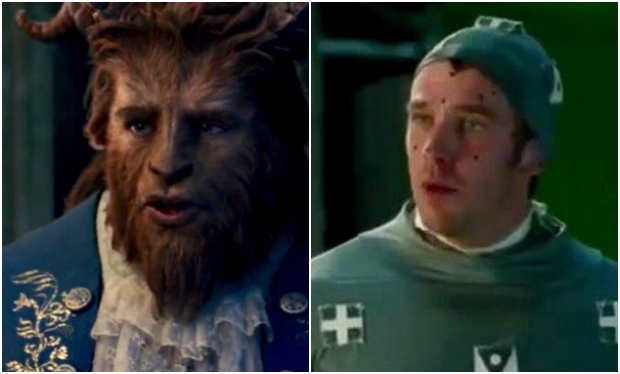 This Is What Dan Stevens Looked Like In Beauty And The Beast Without CGI