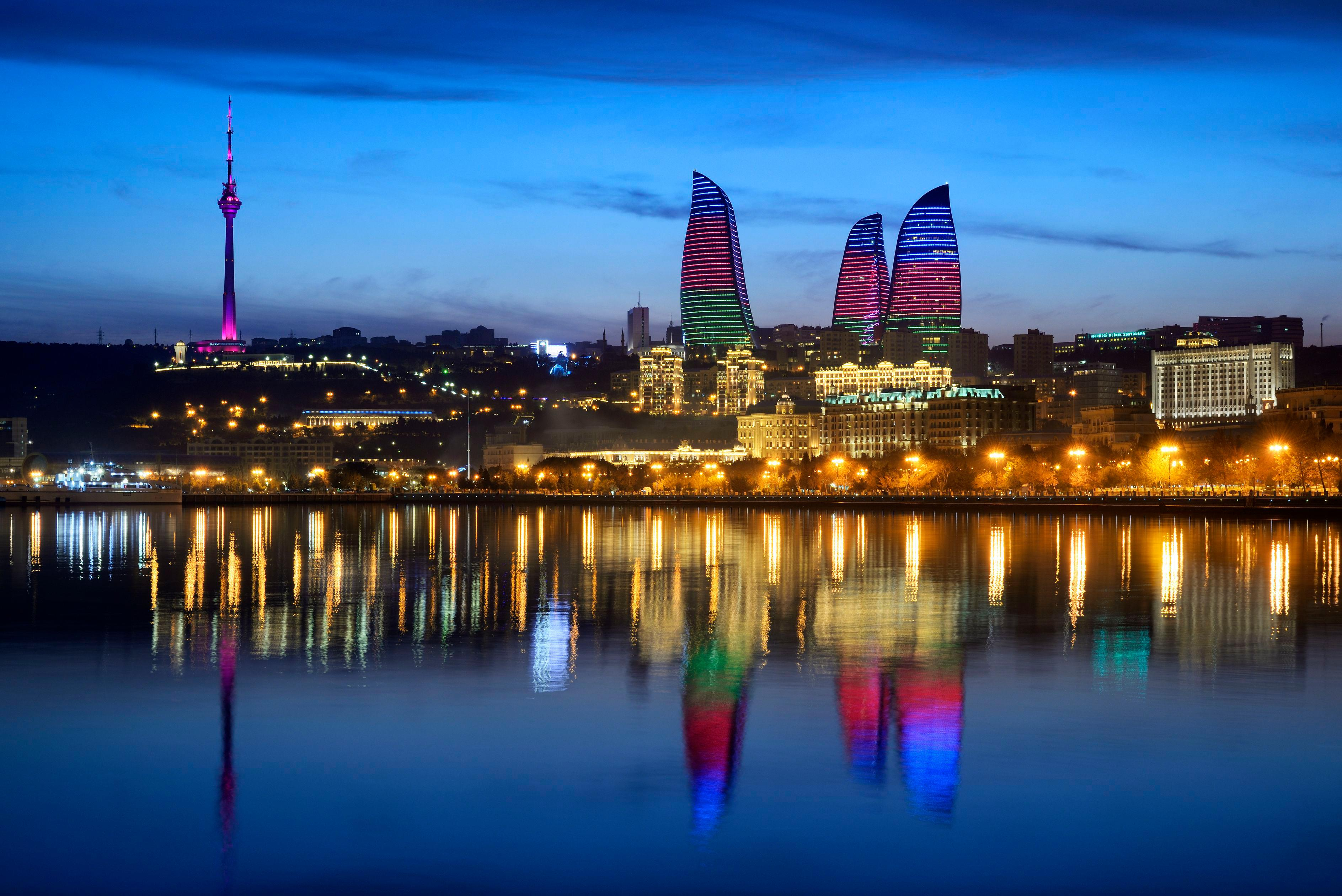 Grand Prix Of Europe Where Is Baku Discover The Capital Of - Where is baku