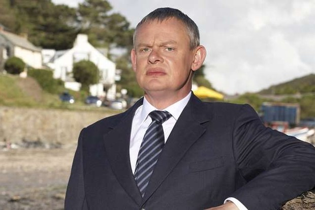 where is doc martin filmed port isaac cornwall radio times. Black Bedroom Furniture Sets. Home Design Ideas