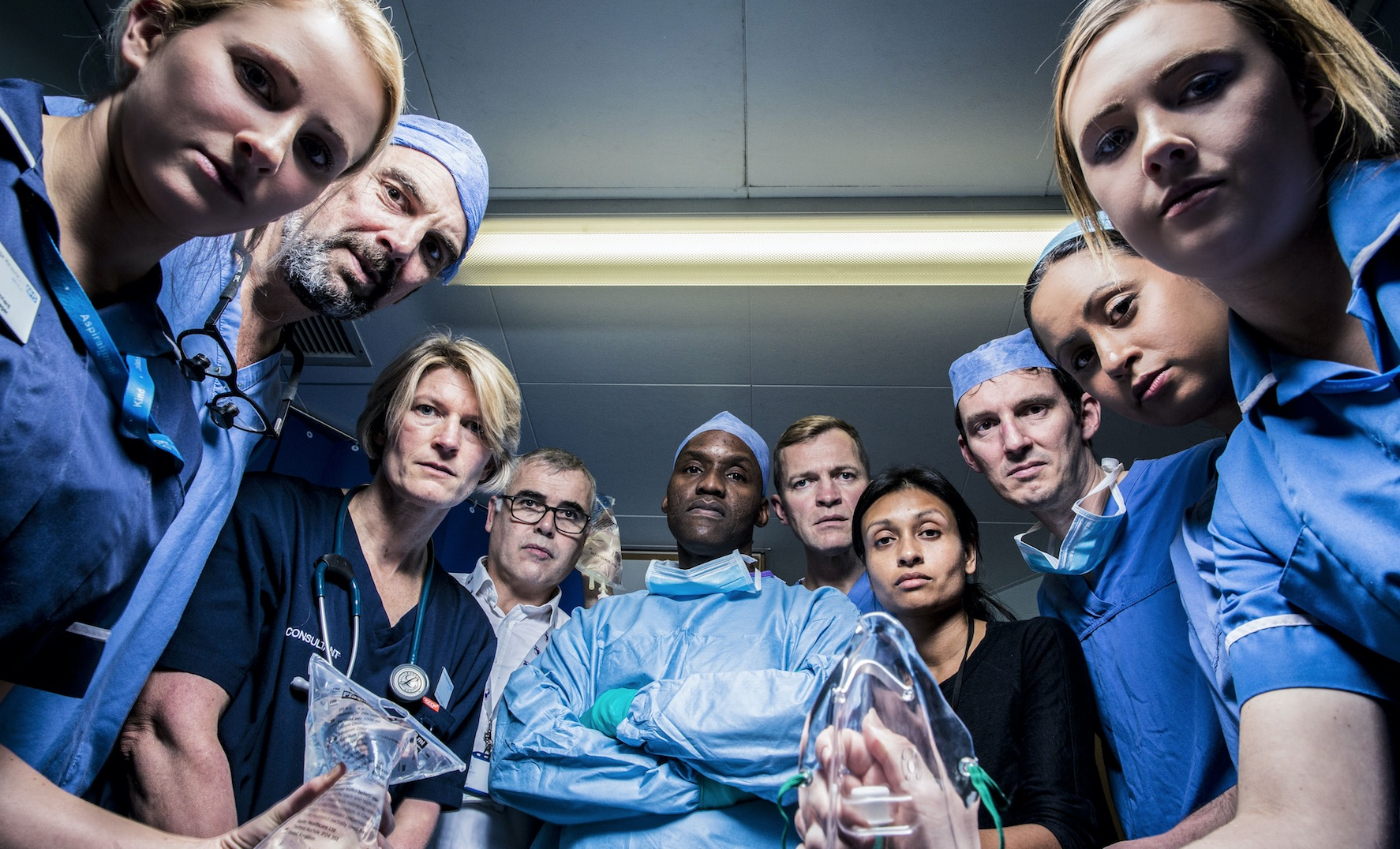 BBC documentary Hospital features astonishing footage of Westminster terror attacker and the survivors' fight for life