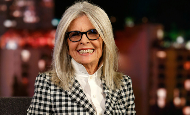 Diane Keaton Interview If Youre Happy Youre Mentally Ill Radio Times