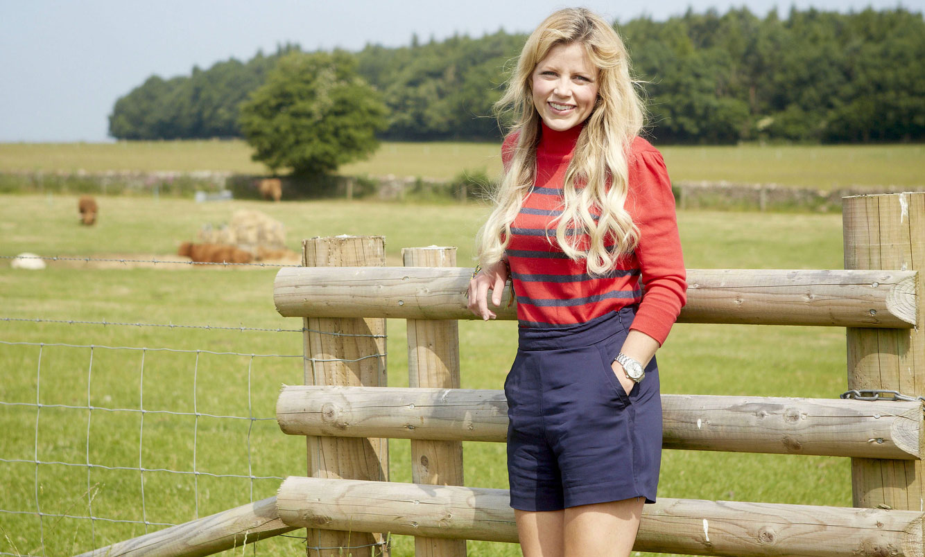 Ellie Harrison Countryfile