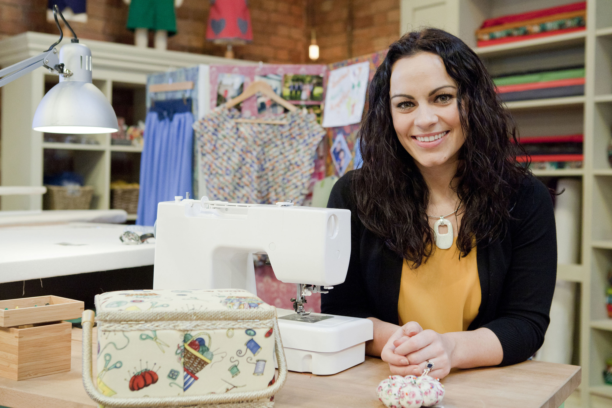 The Great British Sewing Bee Series 4 Meet The Home