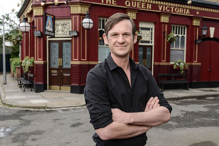 New job for ex eastenders boss dominic treadwell collins revealed speaking this afternoon the former walford boss said as a massive fan of blueprints films i am so excited to be joining graham pete and diarmuid to malvernweather Image collections