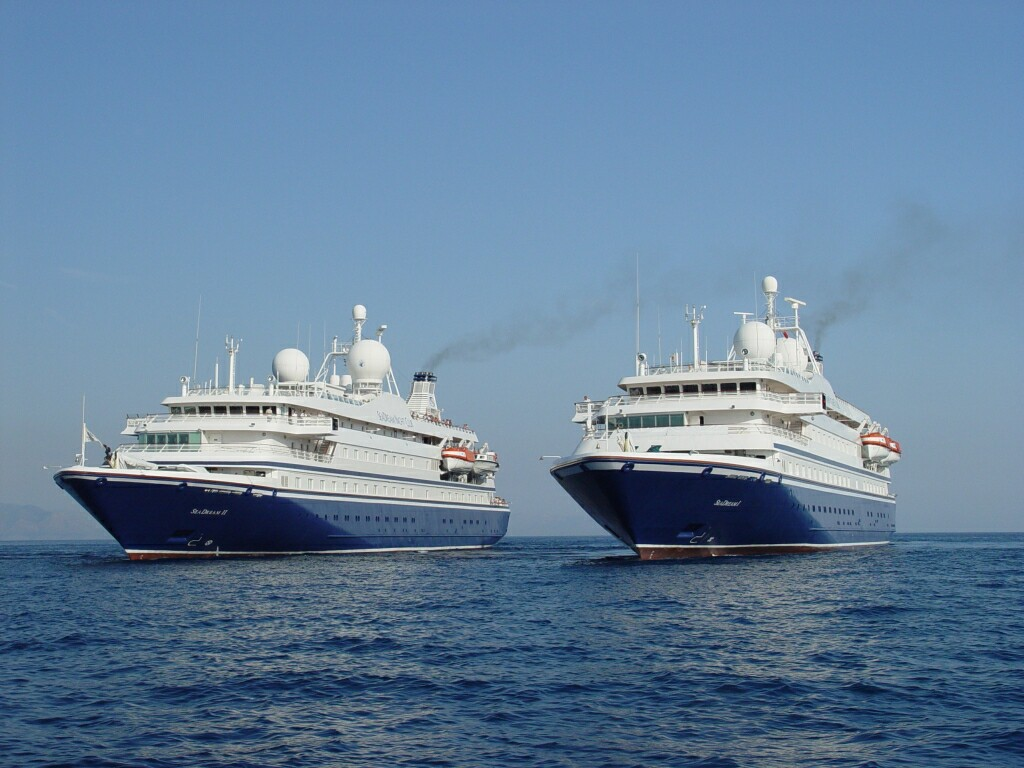 SeaDream How Much Does The Luxury Cruise Ship In The Millionaires - How much would it cost to buy a cruise ship