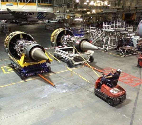 Star Wars Fan Builds Real Life Podracer Using Aircraft Jet