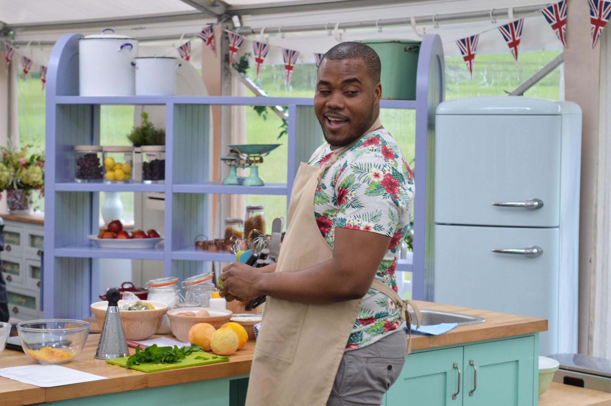 The Great British Bake Off 2016 episode 6 recap: Botanical ...