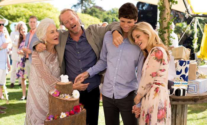 Is Delicious Coming Back For Series 2 On Sky1 Iain Glen