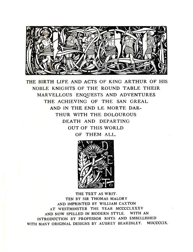 a brief overview of sir thomas malorys story la morte darthur Caxton's twenty-one books of sir thomas malory's le morte d'arthur sir thomas malory's story brief summary of le morte d'arthur to la beale.