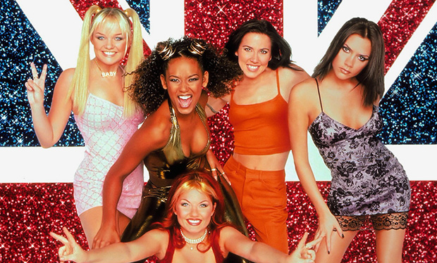 Group Halloween Costume Ideas Spice Girls
